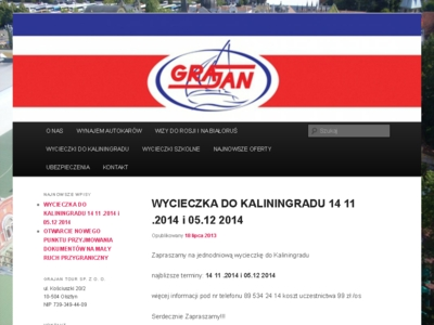 Grajan Tour Sp. z o.o.